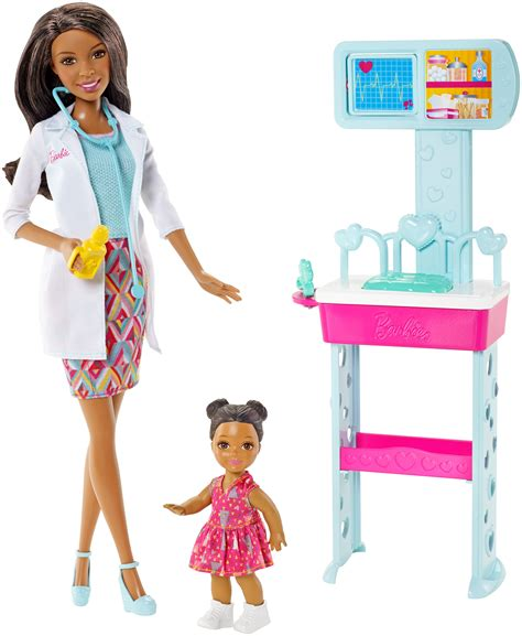 black doll doctor careers complete play set doctor american