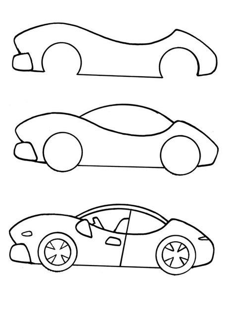 auto draw auto tekenen met kleuters how to draw