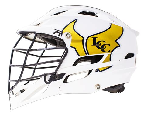 design lacrosse helmet decals custom lacrosse decals kits wraps