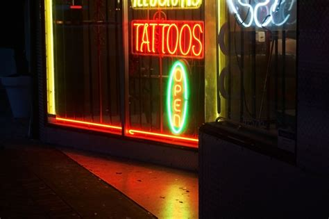 best tattoo shops in new york city any tattoos