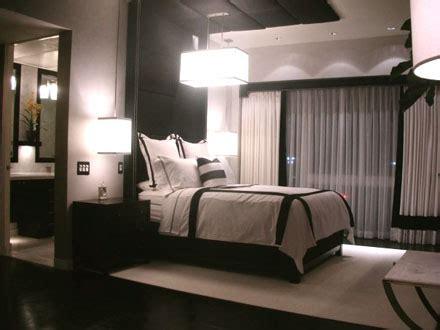 bedroom interior design black and white modern bedroom design