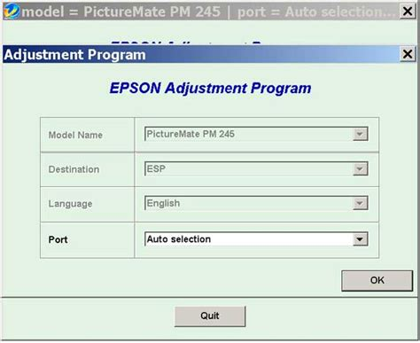 download resetter r230 adjustment epson pm 245 adjustment program free