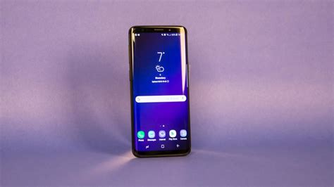 Samsung Galaxy S10 Operating System by Samsung Galaxy S9 Review Samsung S Best Phone But Should You Upgrade To The Galaxy S10