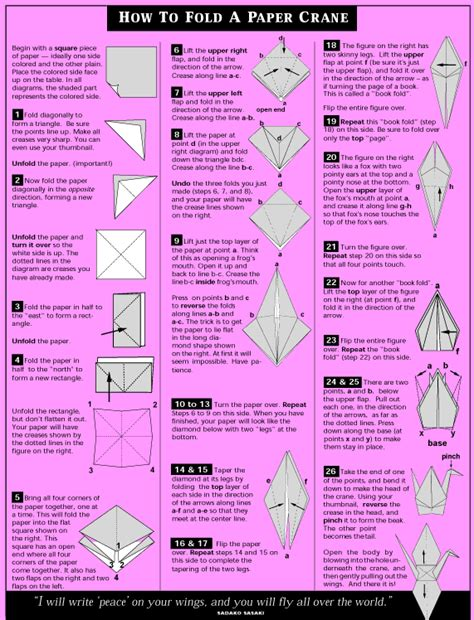 How Do You Fold An Origami Crane - diy saturday paper cranes bridezilla manifestation