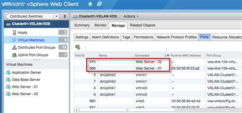 map port from client to server useful vxlan commands in esxcli 5 1 vmware vsphere