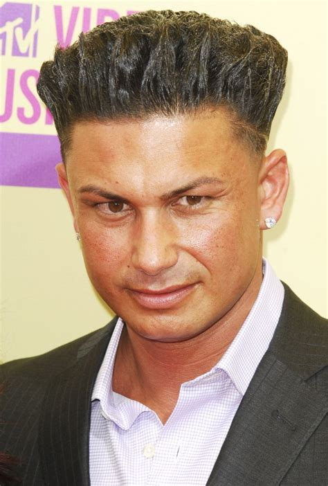 pauly d hairstyles brand of pauly d hair gel for his blowout hairstyle