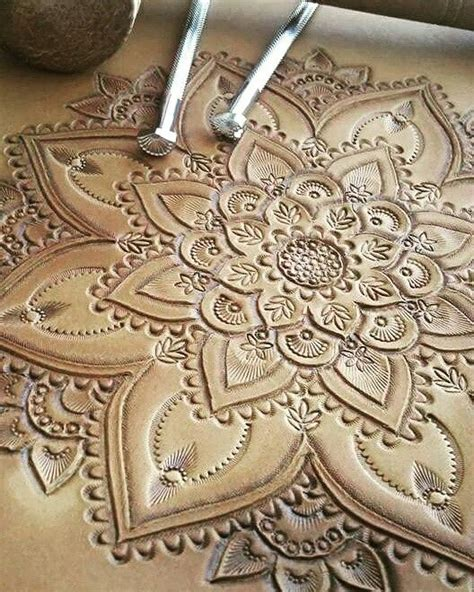 best 25 leather tooling ideas on leather