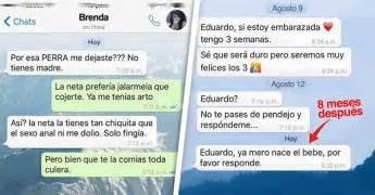 por que vuelven los ex novios alexandratv 5 conversaciones por whatsapp de ex novios que terminaron