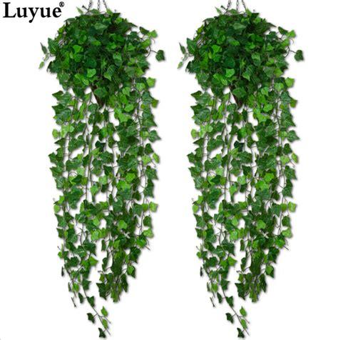 Amazing 7.5 Foot Christmas Tree #4: Luyue-font-b-Artificial-b-font-Ivy-Leaf-Garland-font-b-Plants-b-font-Vine-Fake.jpg