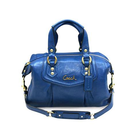blue handbags blue coach handbag