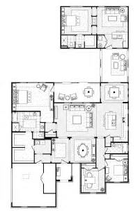 Multigenerational Homes Plans by Floor Plans For Multigenerational Homes Home Deco Plans