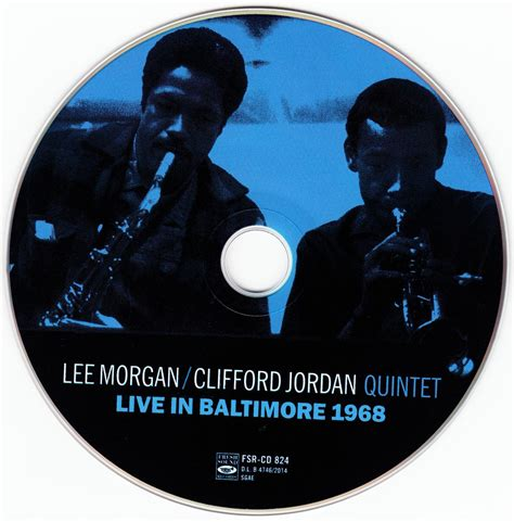 Records Baltimore Clifford Quintet Live In Baltimore 1968 2014 Fresh Sound