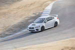 Subaru Wrx 2015 White 2015 Subaru Wrx Sti Drive Import Tuner