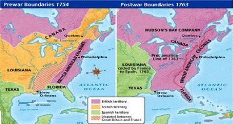 america map before indian war kris mr watkins class