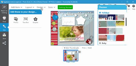 best scrapbook software 7 best free scrapbook maker software for windows
