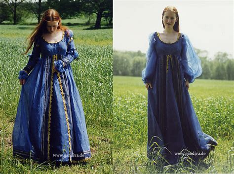 Eprise Dress Brukat renaissance dresses of the italian renaissance atelier