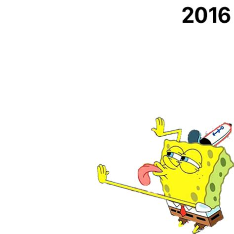 Spongebob Licking Meme - spongebob lick 2016 support caign twibbon