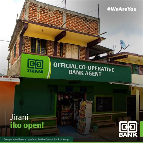 co op bank banking list of all services you can get at a co op kwa jirani