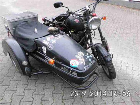 Jawa Motorrad Hersteller by Gespann Motorrad Jawa Mit 500er Rotax Motor Bestes