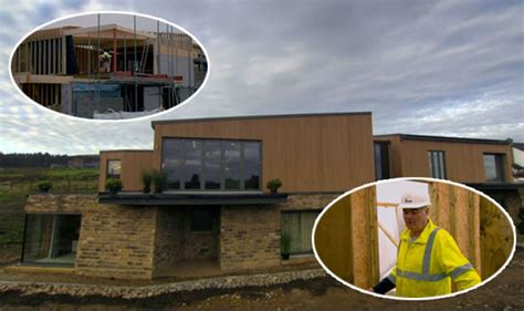 grand designs wooden house grand designs showcases modern five bedroom house made from wood property life