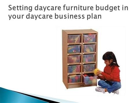 best 25 daycare business plan ideas on