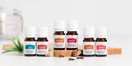 shop young livings essential oil products singles blends   young living essential oils