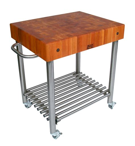 butcher block kitchen islands carts john boos butcher block kitchen carts john boos catskill