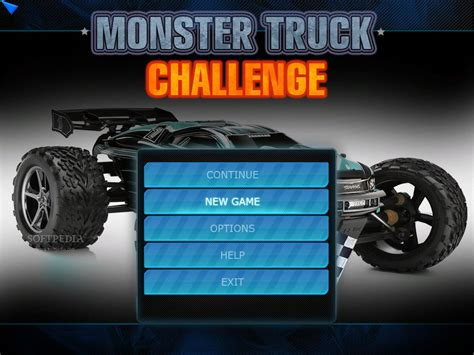 play online monster truck racing monster truck challenge free download ocean of games