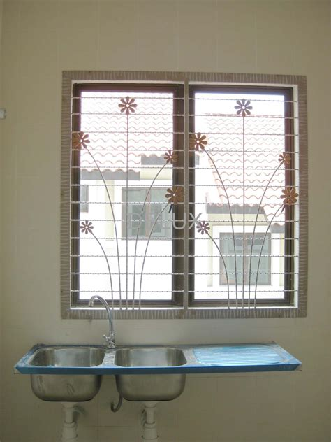grill window design house sri sreenivasa decorative fabricators products window grill