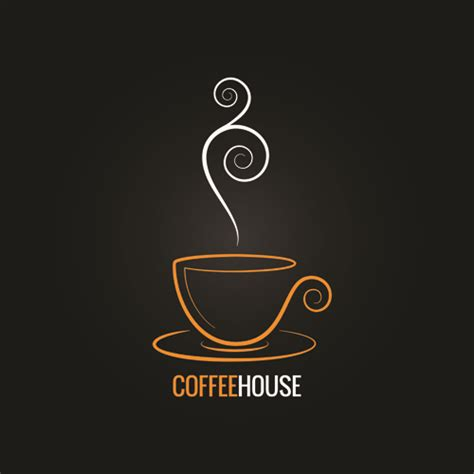 design logo for coffee shop vector coffee menu logo design 02 vector logo free download