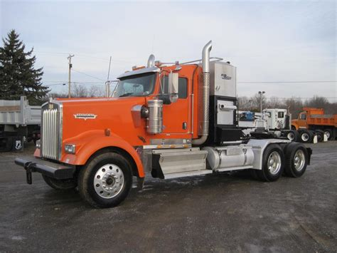 2010 kenworth w900 for sale kenworth w900l in pennsylvania for sale used trucks on
