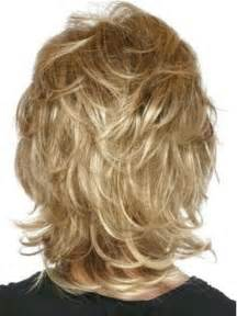 shoulder length layered curly haircuts with front and back pictures 15 fine looking medium layered hairstyles with pics