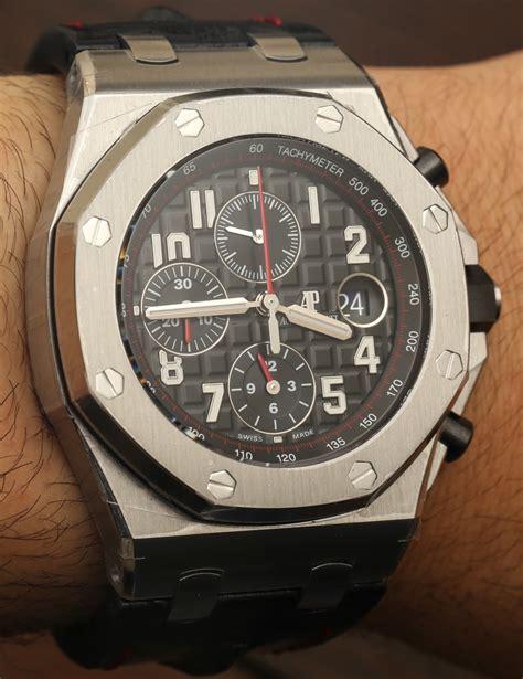Ap Royal Oak Offshore Black 2014 audemars piguet royal oak offshore 42mm watches new for 2014 on ablogtowatch