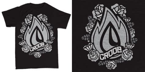 Kaos Tshirt Crooz t shirt design by barbar monkey mintees