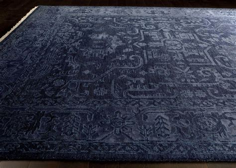 us navy rug heriz deconstructed rug navy traditional patterned rugs