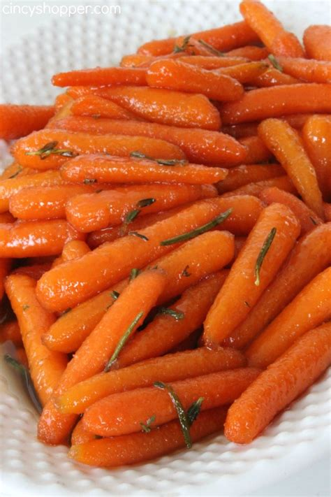 honey glazed carrots recipe cincyshopper