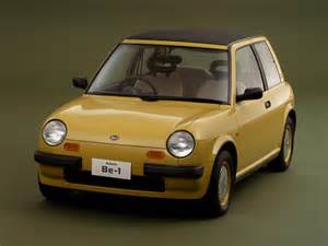 Cars Pic Nissan Be 1 Concept 1985 Concept Cars