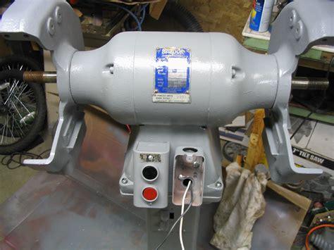 milwaukee bench grinder 5051 100 bench grinder wiring diagram dayton bench