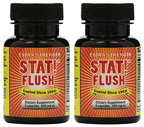 Stat Flush Hair Detox by Stat Detox And Pretox For And Hair That Are Safe And