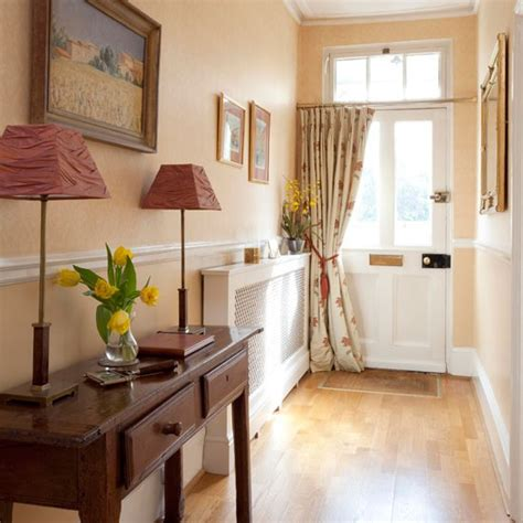 small hallway 25 beautiful homes bright hallway small hallways housetohome co uk