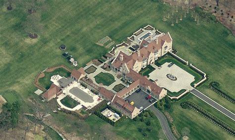 Tudor Floor Plans Steven Schonfeld S Gargantuan 90 Million Ny Estate Now Visible In Bird S Eye View Homes Of