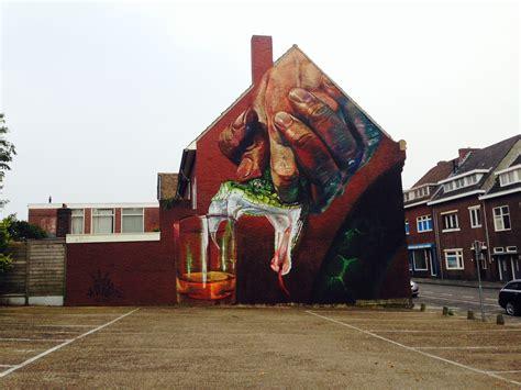 street art blog  gallery heerlen murals