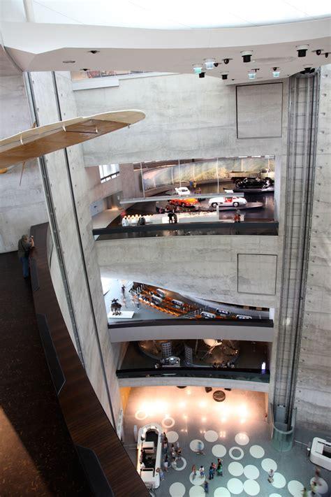 mercedes benz museum a corner of mine mercedes benz museum viện bảo t 224 ng