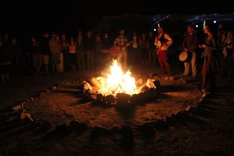 rededicating  sacred fire wilderness torah