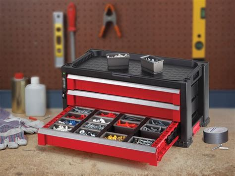 keter 5 drawer tool chest system keter comes out with modular tool chest system tool rank