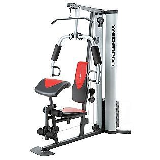 weider pro 6900 weight system exercise
