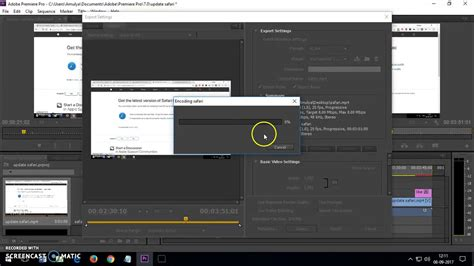 format export video export save as mp4 format in adobe premiere pro cc hd