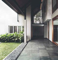 design phase indonesia architecture modern ideas tropical house facade design