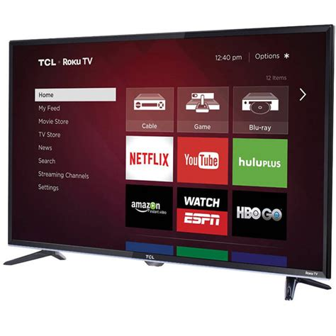 Smart Tv 40 Inc tcl 40 inch led smart tv decorhubng