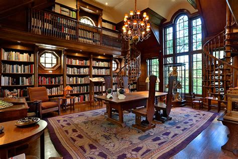 library in house house of the week 5 hawthorn gardens